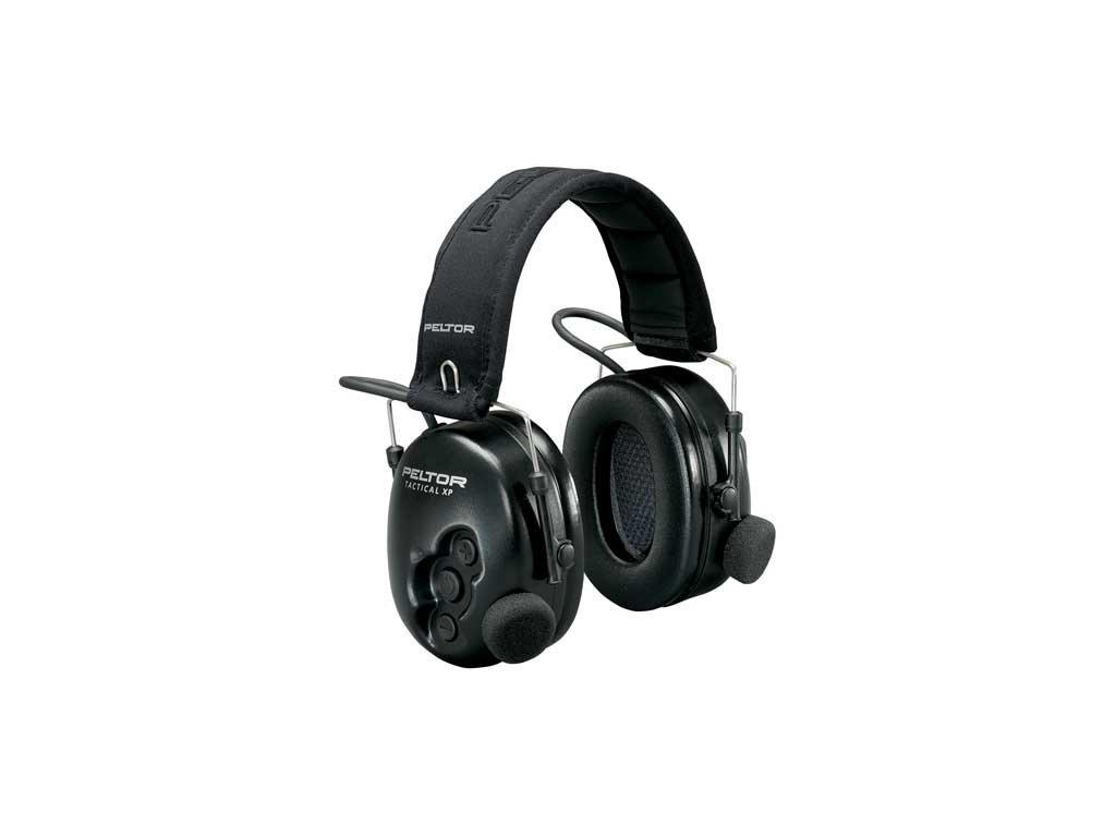 sluchátka elektronická 3M Peltor Tactical XP