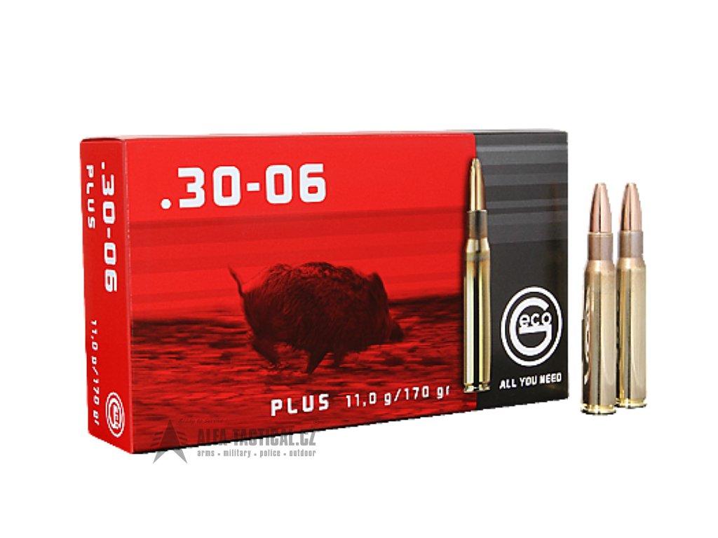 náboj kulový Geco .30-06 PLUS 170gr/11g