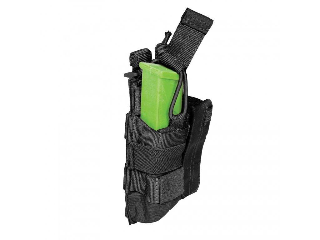 pouzdro 5.11 na 2x pistolový zásobník DOUBLE PISTOL BUNGEE/COVER