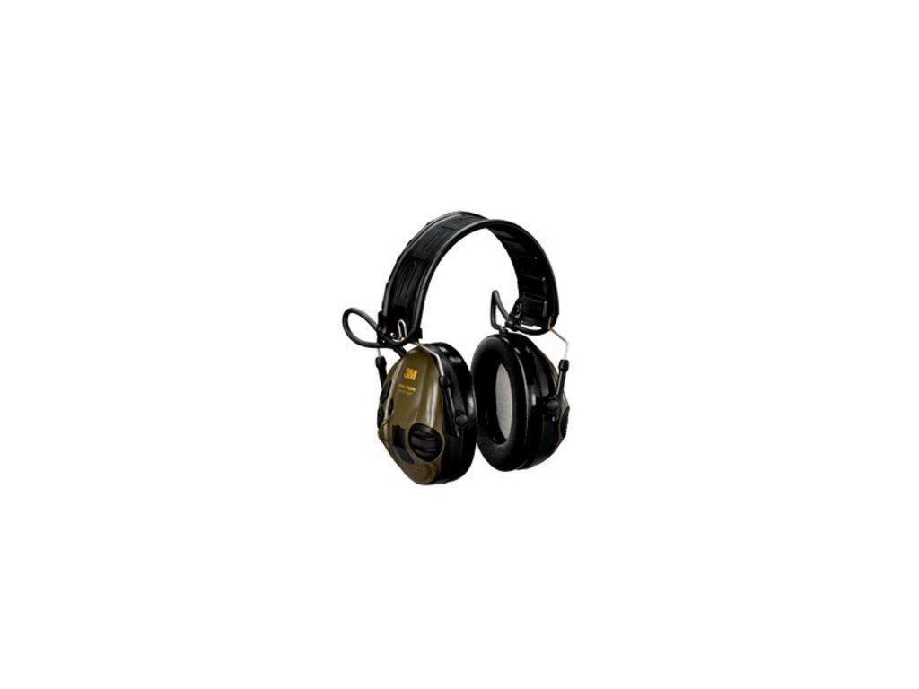 3m sporttac earmuff mt16h210f 478 gn