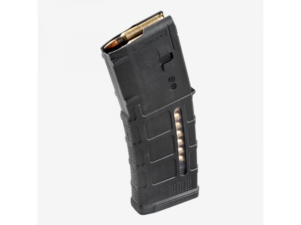 zásobník puškový Magpul PMAG 30 M3 , AR-15, 30 ran .223/5,56 , plast, s okénkem