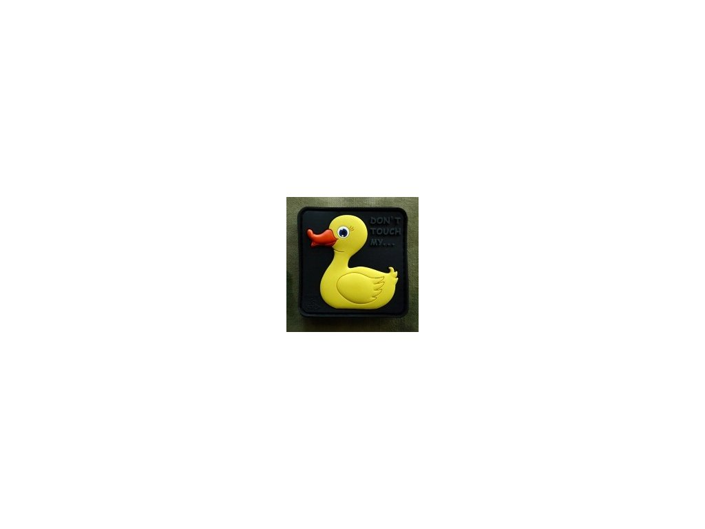JTG.TRD.fc JTG Tactical Rubber Duck Patch fullcolor 3D Rubber patch b3
