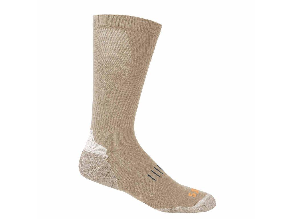 ponožky 5.11 YEAR ROUND OTC SOCK