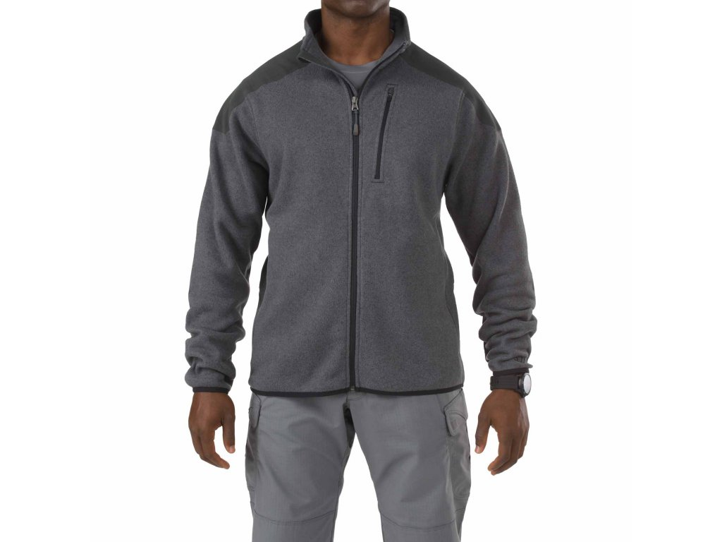 svetr 5.11 TACTICAL FULL ZIP