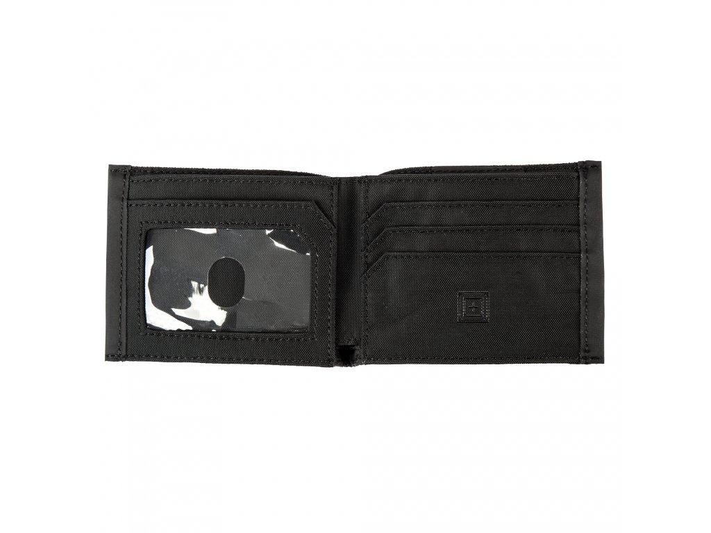 peněženka 5.11 BIFOLD WALLET, BLACK černá