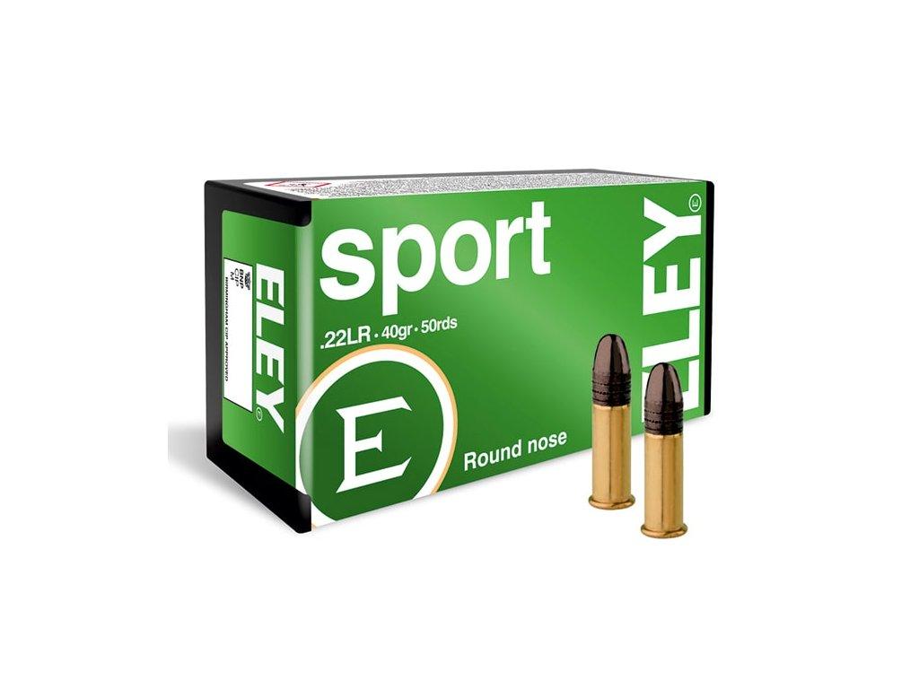 ELEY sport 22lr ammunition 1 min