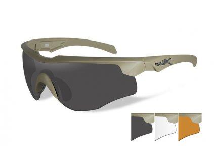 brýle střelecké Wiley X Rogue