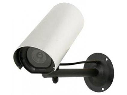 Atrapa venkovní kamery s LED diodou