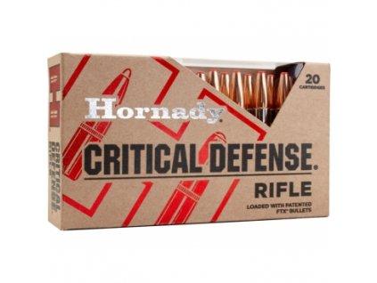 naboj kulovy hornady critical defense 223 rem 55gr ftx