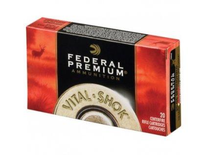 naboj kulovy federal premium vital shok 308 win 150gr nosler ballistic tip