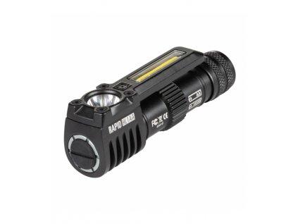 511 rapid 1aa hl headlamp 330 lm black 53415 019