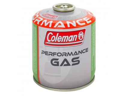 Kartuše Coleman C500 Performance šroubovací, 440 g