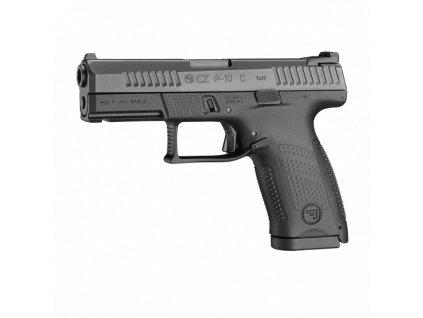 pistole samonabíjecí CZUB P10, 9Luger