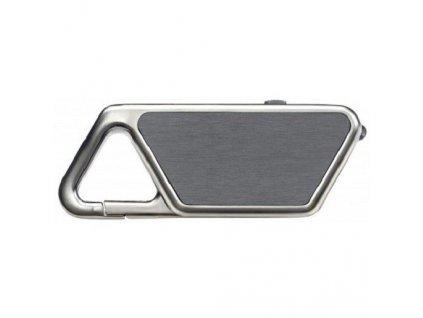 svítilna - přívěsek ASP Saphire Aluminium, 20lm/26m, nabíjecí, USB
