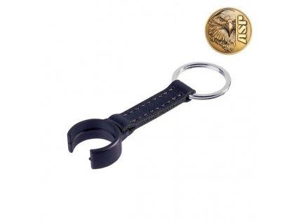 nosič na teleskopický obušek (oko) ASP Keyring Clip, pro Agent a Protector