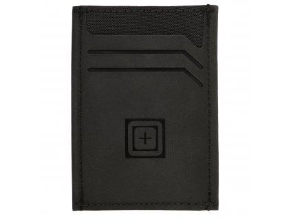 peněženka 5.11 SLIM CARD CASE, BLACK černá
