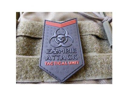jtg zatu bo jtg zombie attack patch blackops 3d rubber patch 1