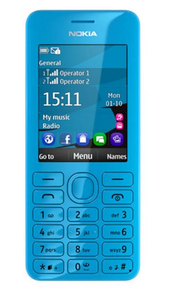 Náhradné diely Nokia 206