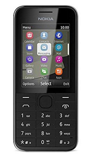 Náhradné diely Nokia 208