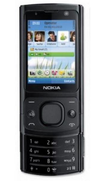Náhradné diely Nokia 6700 slide
