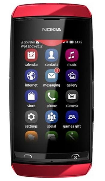 Náhradné diely Nokia Asha 305