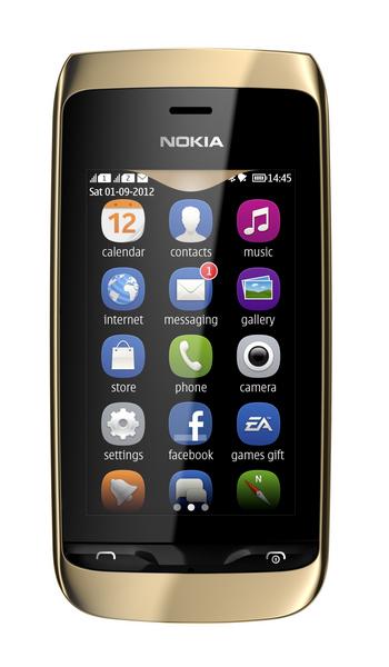 Náhradné diely Nokia Asha 309