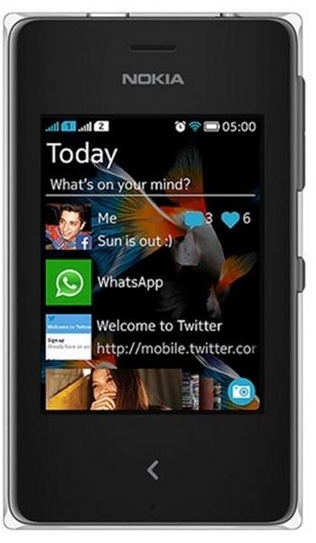 Náhradné diely Nokia Asha 500