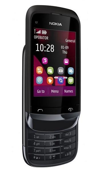 Nokia C2-02, C2-03, C2-06