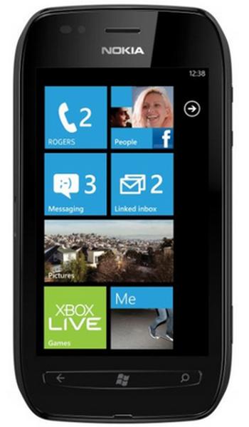 Náhradné diely Nokia Lumia 710