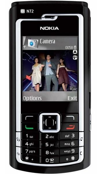 Náhradné diely Nokia N72