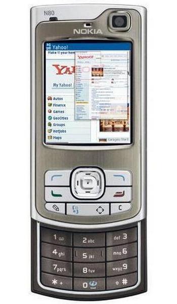 Náhradné diely Nokia N80