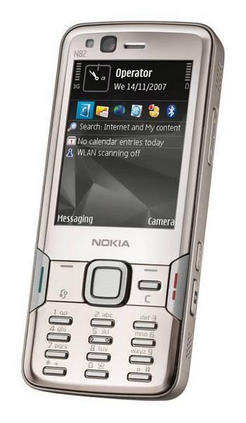 Náhradné diely Nokia N82