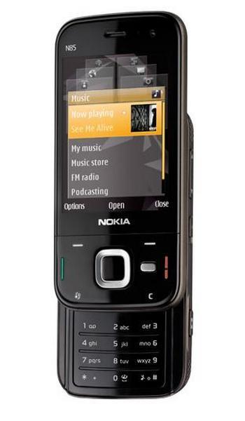 Náhradné diely Nokia N85