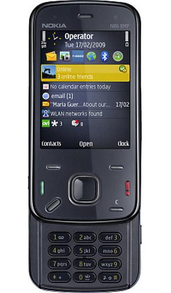 Náhradné diely Nokia N86