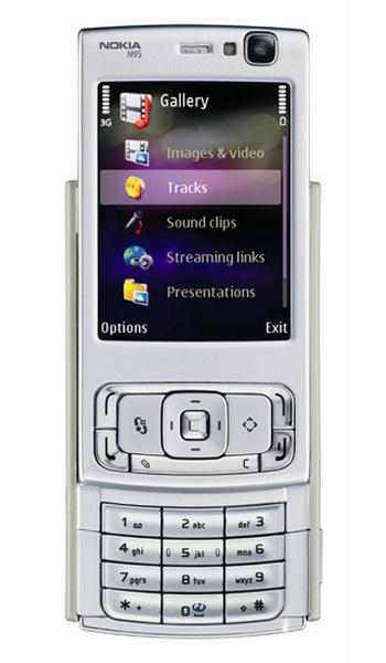 Náhradné diely Nokia N95