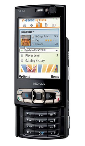 Náhradné diely Nokia N95 8GB