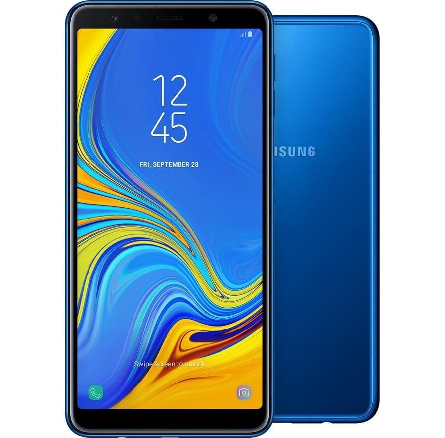 Príslušenstvo a náhradné diely Samsung Galaxy A7 2018 - A750FN