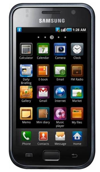 Náhradné diely Samsung I9000 Galaxy S
