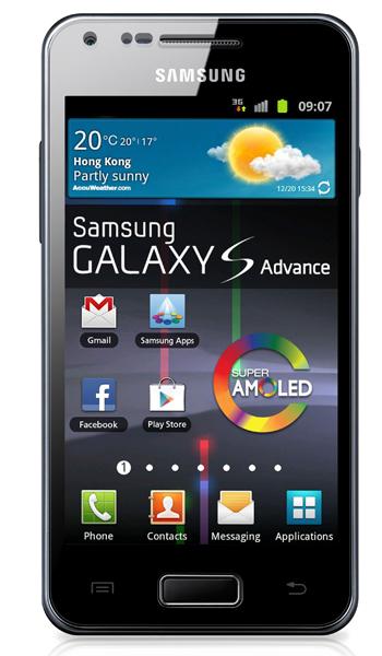 Náhradné diely Samsung I9070 Galaxy S Advance
