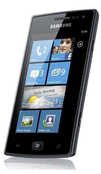 Náhradné diely Samsung I8350 Omnia W