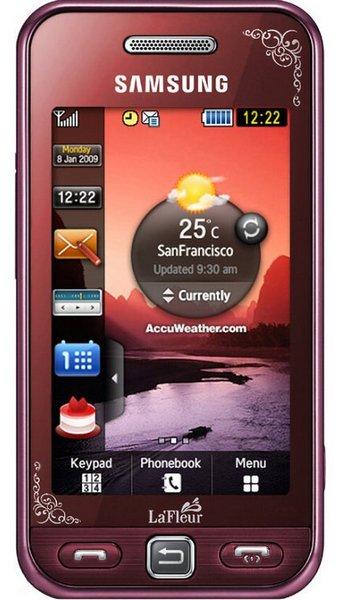 Náhradné diely Samsung S5230 Star