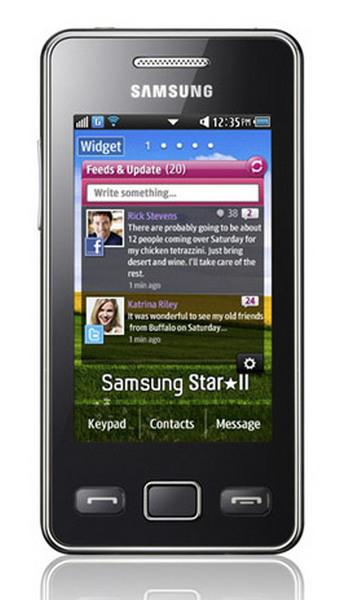 Náhradné diely Samsung S5260 Star II
