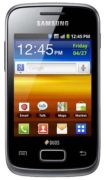 Náhradné diely Samsung S6102 Galaxy Y Duos