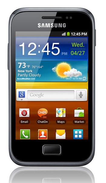 Príslušenstvo a náhradné diely Samsung Galaxy Ace Plus - S7500