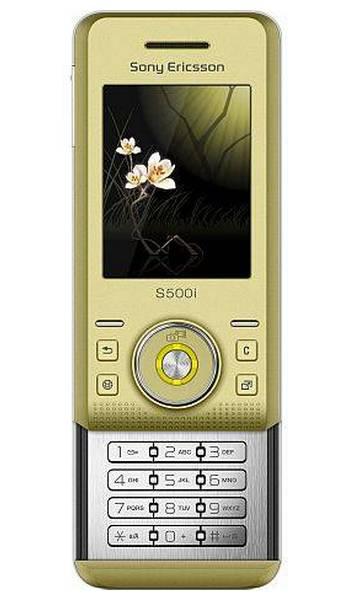 Náhradné diely Sony Ericsson S500i