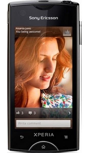 Náhradné diely Sony Ericsson Xperia Ray ST18i