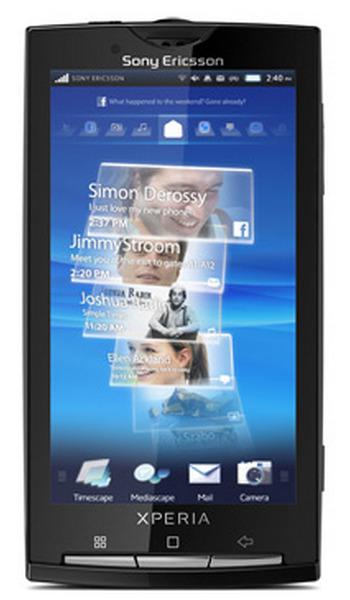 Náhradné diely Sony Ericsson Xperia X10i