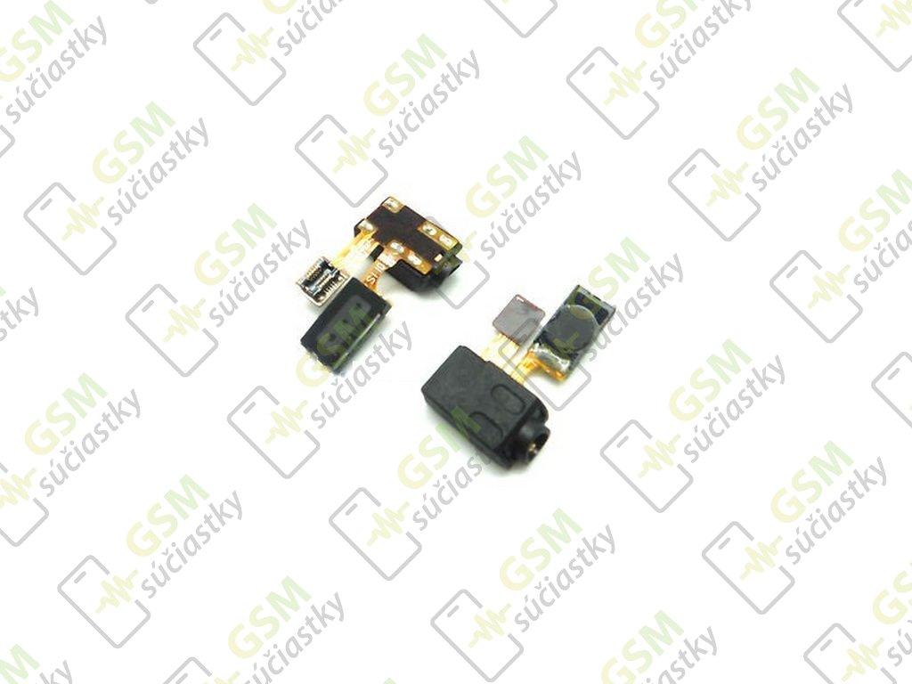 Flex kábel audio jack konektor Samsung S7230 Wave 723 - slúchatko