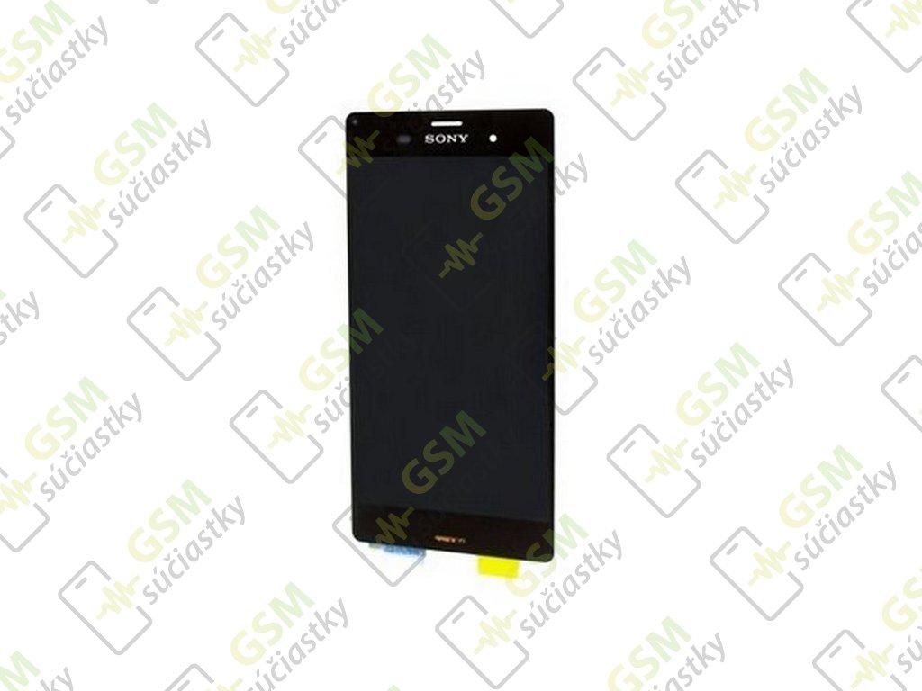 LCD displej Sony D6603 Xperia Z3 - dotykové sklo