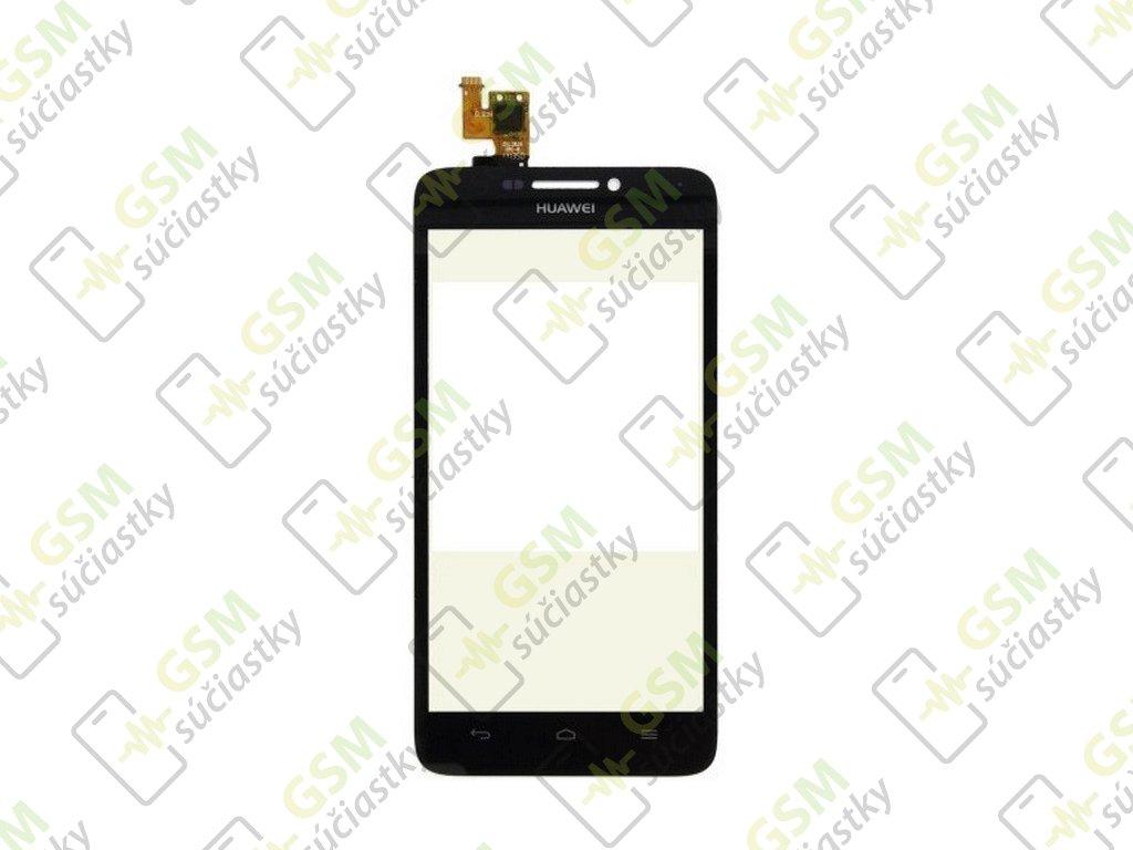 Huawei G630 Dotykové sklo čierne